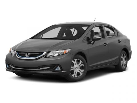Pre-Owned 2013 Honda Civic Hybrid