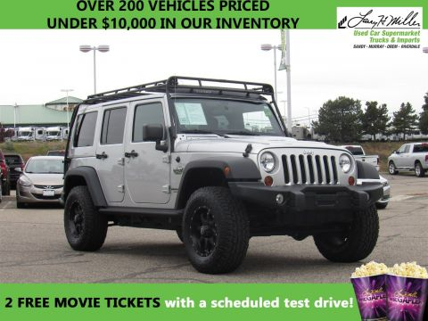 2012 Jeep Wrangler Unlimited RUBI 4WD