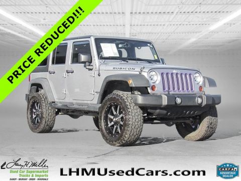 2013 Jeep Wrangler Unlimited RUBI 4WD