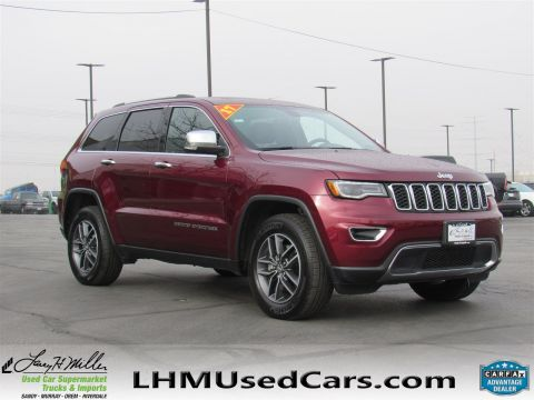 2017 Jeep Grand Cherokee LIMI 4WD