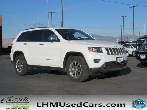 2016 Jeep Grand Cherokee LIMI 4WD