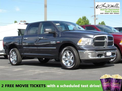 Pre-Owned 2017 Ram 1500 SLT 4WD