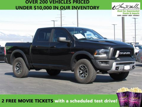 Pre-Owned 2015 Ram 1500 Rebel 4WD