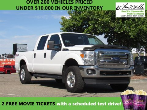 2015 Ford Super Duty F-250 SRW  4WD