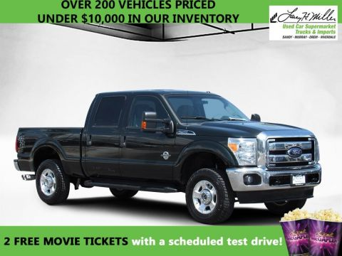 2014 Ford Super Duty F-250 SRW  4WD