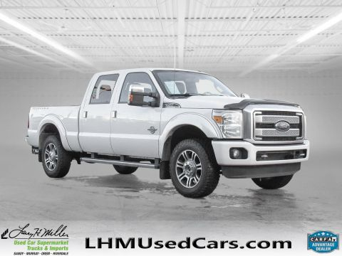 2015 Ford Super Duty F-350 SRW  4WD