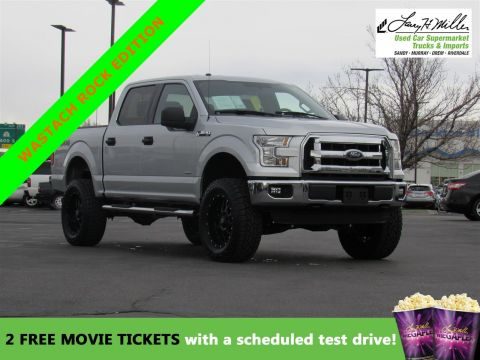 2016 Ford F-150  4WD