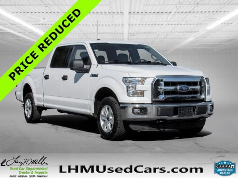 2015 Ford F-150 XLT 4WD