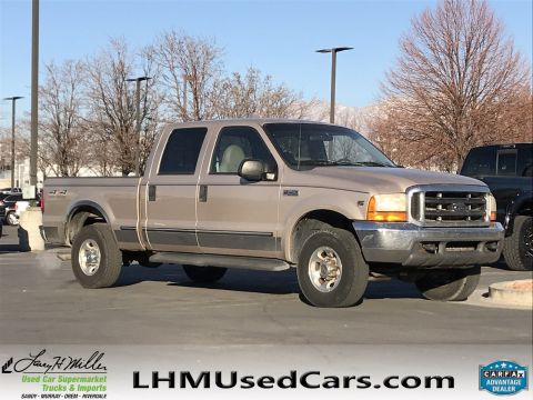 1999 Ford Super Duty F-250  4WD