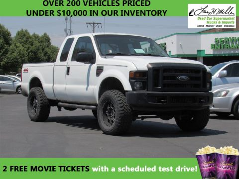 2008 Ford Super Duty F-250 SRW  4WD