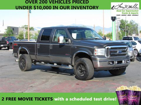 2007 Ford Super Duty F-350 SRW Lariat 4WD