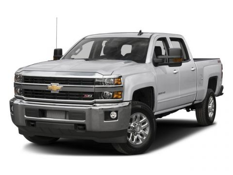 Pre-Owned 2017 Chevrolet Silverado 2500HD LT