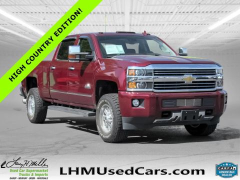 2015 Chevrolet Silverado 2500HD Built After Aug 14 High Country 4WD