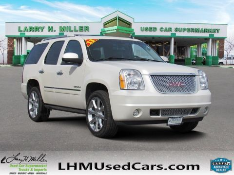 2013 GMC Yukon Denali With Navigation & AWD