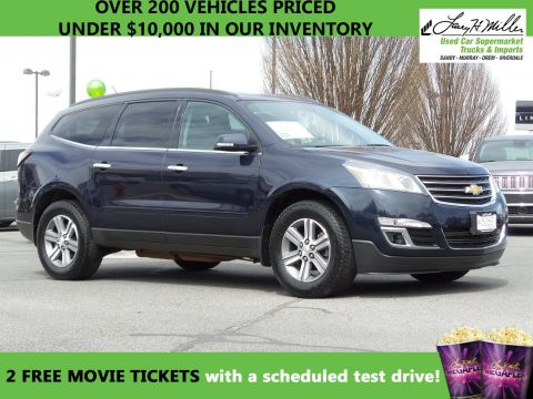 2015 Chevrolet Traverse LT AWD