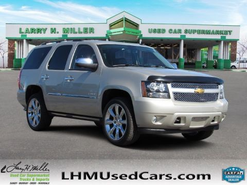 2013 Chevrolet Tahoe LTZ With Navigation & 4WD