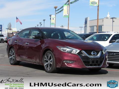 2017 Nissan Maxima  With Navigation