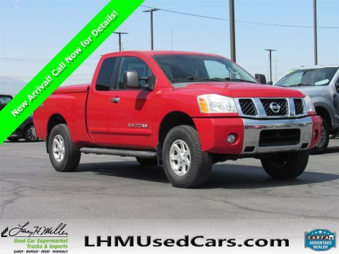 Pre-Owned 2007 Nissan Titan