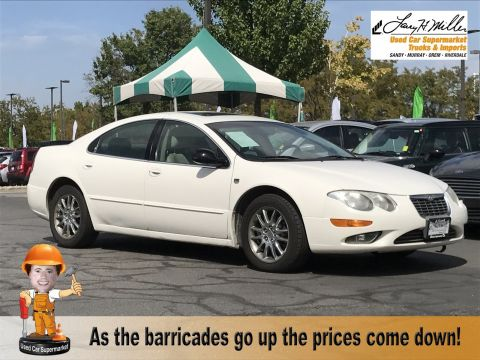2002 Chrysler 300M SPEC