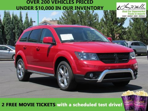 2017 Dodge Journey CROSSRD AWD