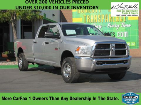 Pre-Owned 2012 Ram 3500 SLT 4WD
