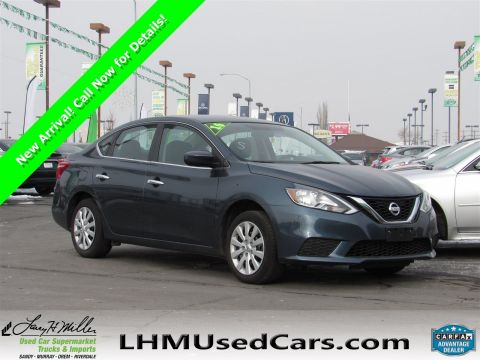 Pre-Owned 2016 Nissan Sentra FE+ S