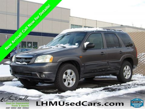 Pre-Owned 2003 Mazda Tribute ES