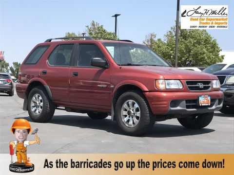 2000 Honda Passport  4WD