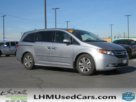 2016 Honda Odyssey  With Navigation
