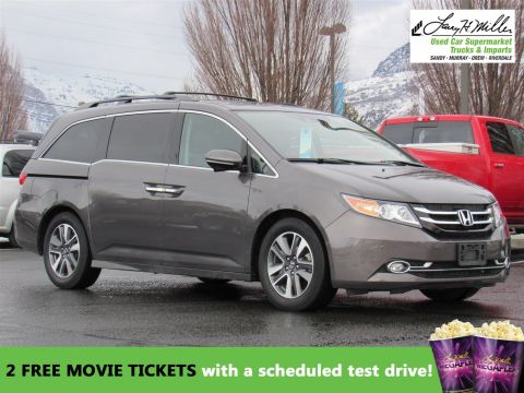 2014 Honda Odyssey  With Navigation
