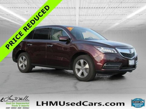 2016 Acura MDX BASE AWD
