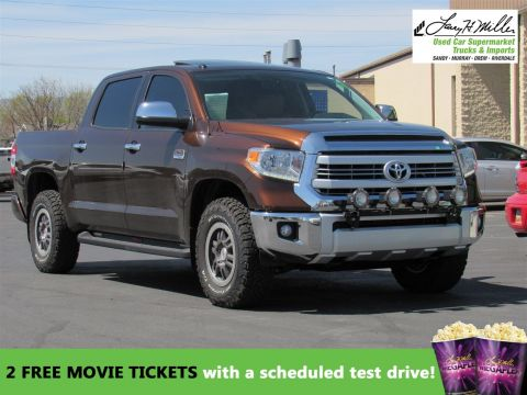 Used Toyota Tundra 4WD Truck