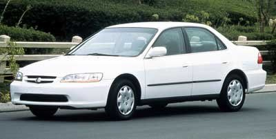 Pre-Owned 1999 Honda Accord Sdn LX