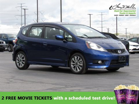 Used Honda Fit Sport