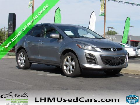 2011 Mazda CX-7 s Grand Touring With Navigation & AWD