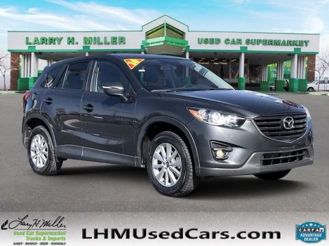 2016 Mazda CX-5 Touring With Navigation & AWD
