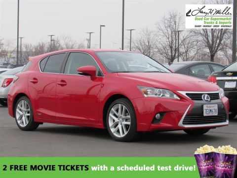 Used Lexus CT 200h Hybrid