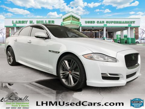 2016 Jaguar XJ Supercharged With Navigation