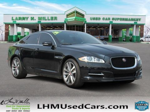 2015 Jaguar XJ Supercharged With Navigation