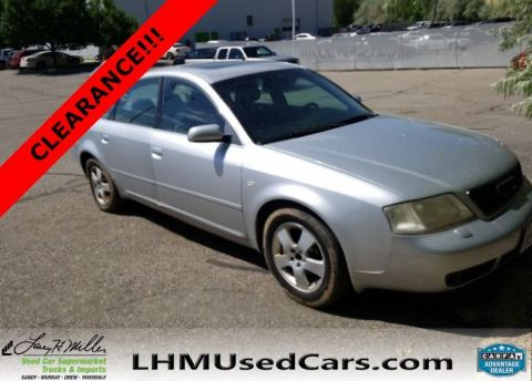 Pre-Owned 2000 Audi A6