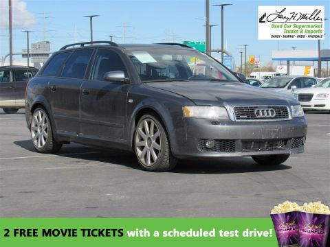Used Audi A4 SPECED