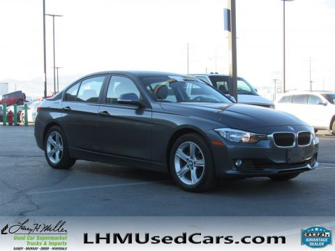 2014 BMW 3 Series 328i xDrive AWD