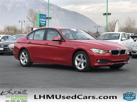 2015 BMW 3 Series 320i xDrive AWD