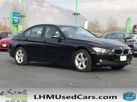 2014 BMW 3 Series 320i xDrive AWD