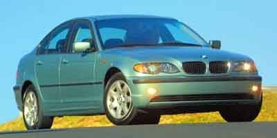 Pre-Owned 2003 BMW 3 Series 325xi