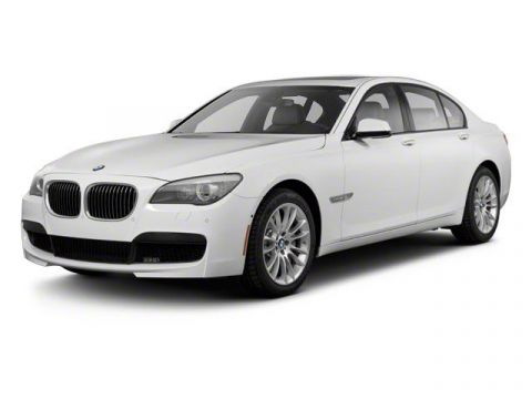 Pre-Owned 2010 BMW 7 Series 750Li xDrive