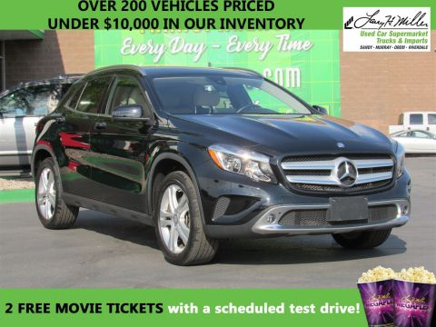 2016 Mercedes-Benz GLA GLA 250 AWD