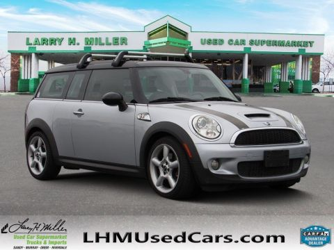 Pre-Owned 2009 MINI Cooper Clubman S
