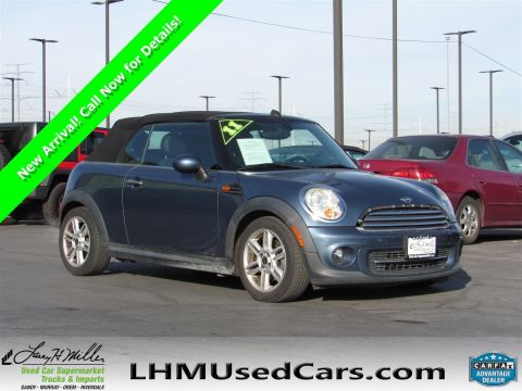 Pre-Owned 2011 MINI Cooper Convertible