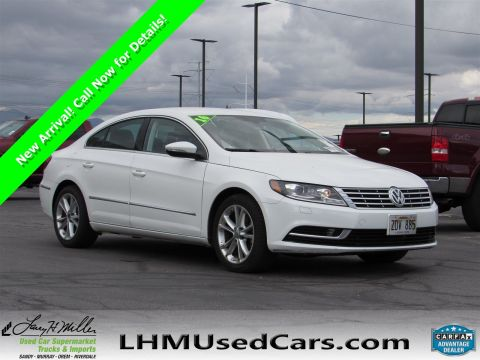 Pre-Owned 2016 Volkswagen CC